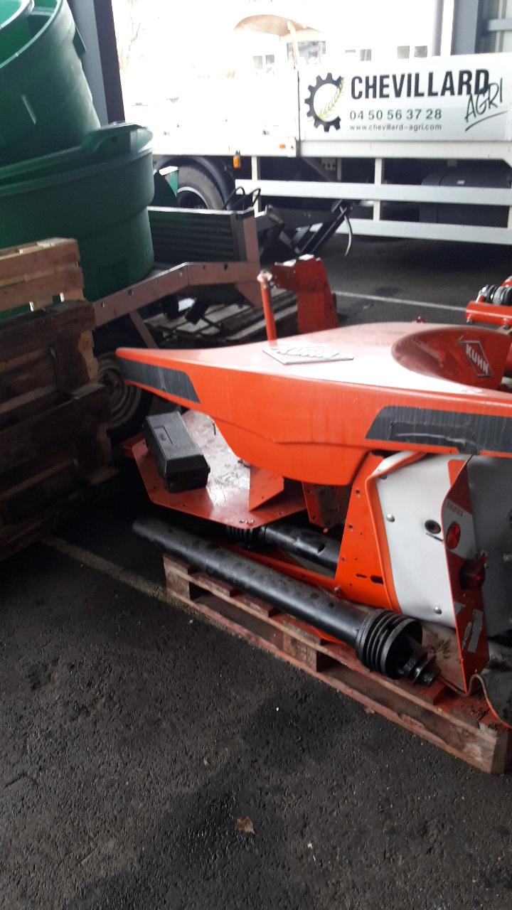 FAUCHEUSE FRONTALE KUHN GMD 3125F