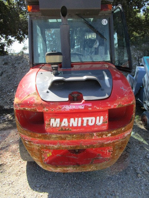 CHARIOT ELEVATEUR MANITOU MSI 35T