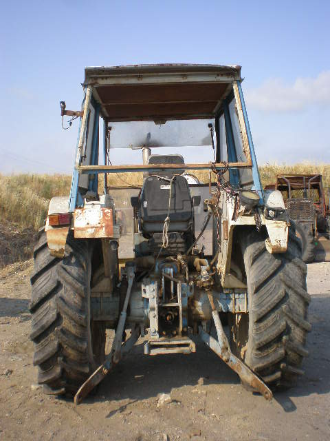TRACTEUR FORD 6600F
