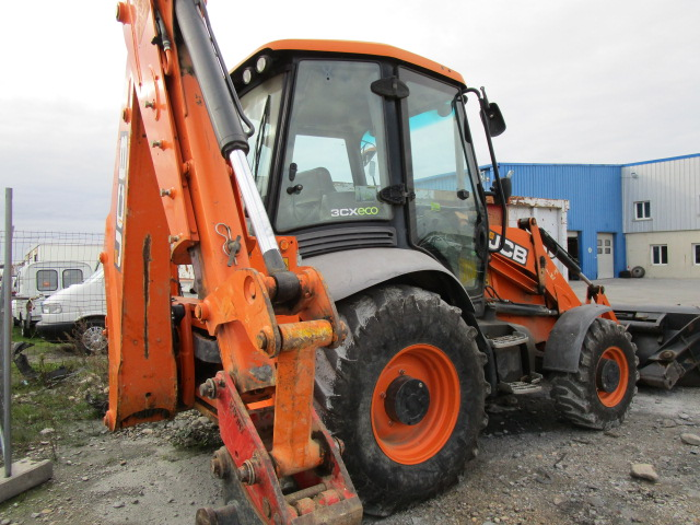 TRACTOPELLE JCB 3CX -4T