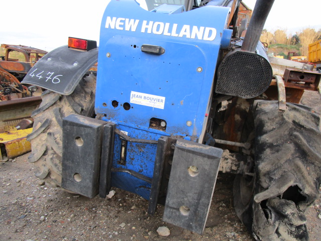 TRACTEUR NEW HOLLAND LM 7.35