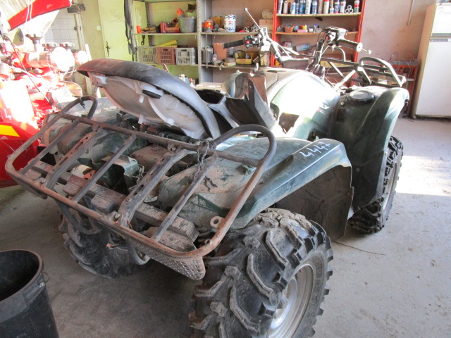 QUAD YAMAHA GRIZZLY 55
