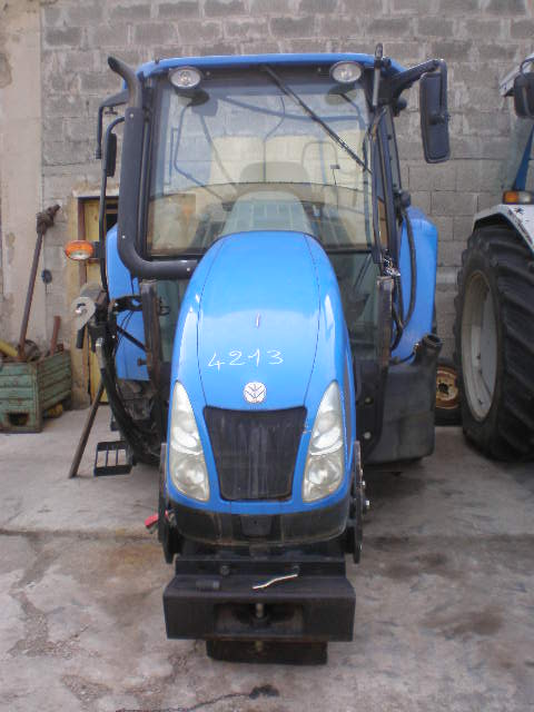 TRACTEUR NEW HOLLAND T5050