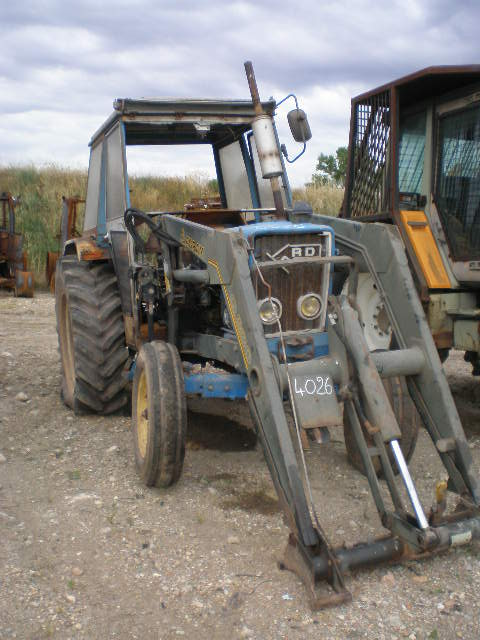 TRACTEUR FORD 5600DF